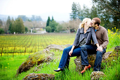 Zandra & Jesse ~ San Francisco