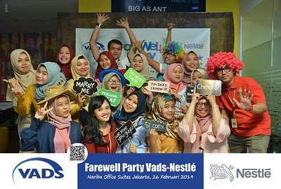190226 | Farewell Party Vads-Nestlé