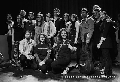 Qurat-ul-ain Balouch (QB) Bhangra Vancouver 2014