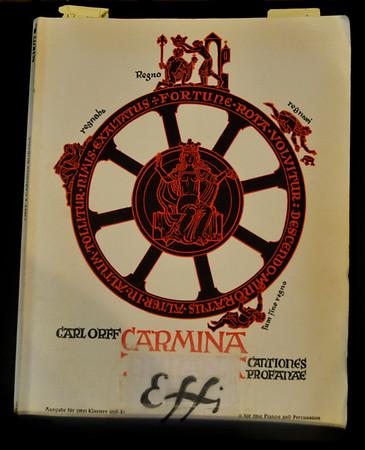 Carl Orff - Carmina