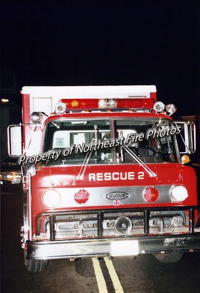 Boston- Dorchester Avenue- 3 Alarms