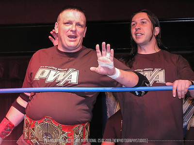 PWA - Interstate Invitational 25.02.2006