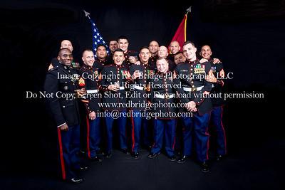 CNATT MARU Camp Lejune Marine Corp Ball : Raleigh, NC