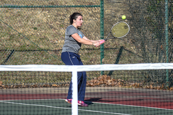 NDMU v McDaniel - Women's Tennis 03.12.19