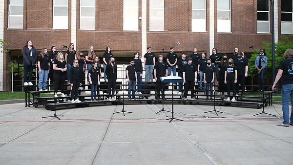 WHS Concert Choir Spring 2021