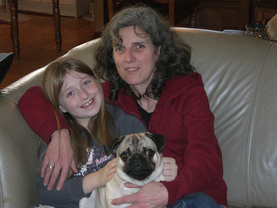 Susan's Visit January 2007
