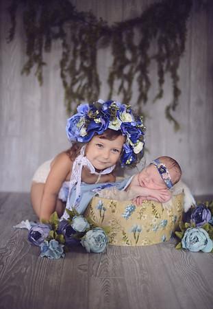 Baby Megan Marie Custor