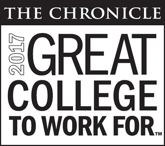 The Chronicle - Great Colleges to Work For
