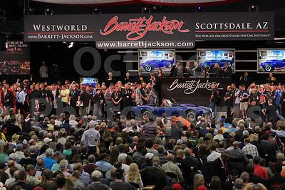 Barrett Jackson Auction - Scottsdale - Saturday