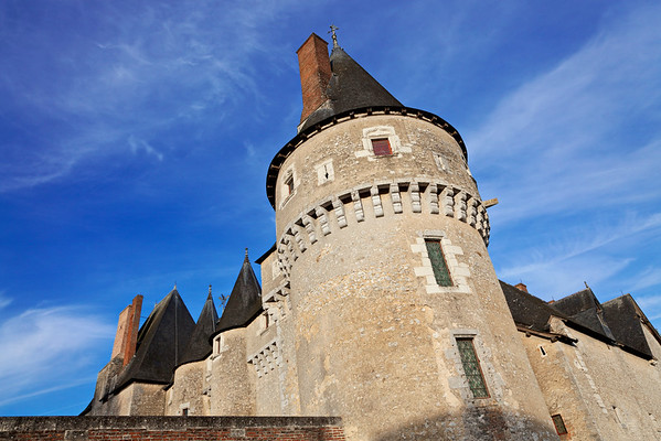 Chateau de Fougeres-sur-Bievres