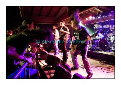 Chamois Rock 2008