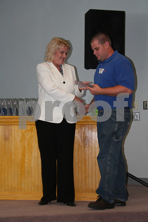 Chamber Leadership Graduation - June 2007