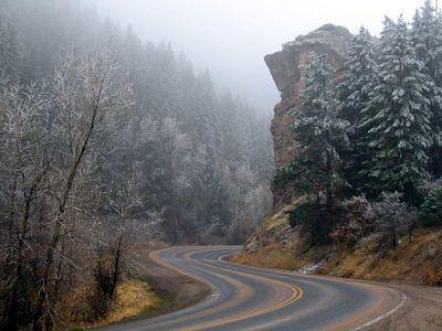 Deer Creek Canyon - November 2003
