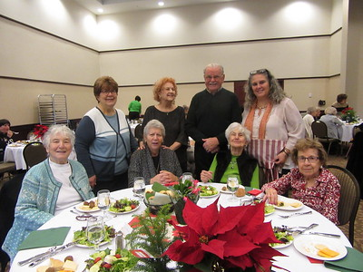 Philoptochos Seniors Christmas Lunch - December 8, 2016