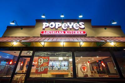 Popeyes - Roseville