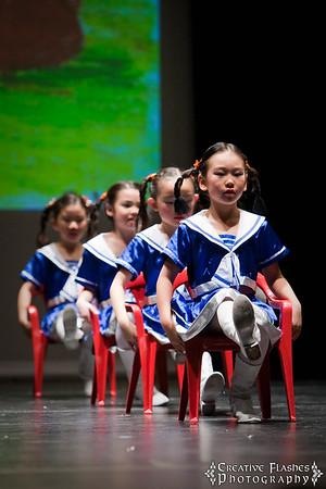NWCS Pre-K Dance Classes
