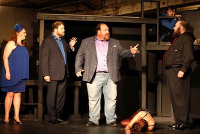 Albright Theatre presents Romeo and Juliet