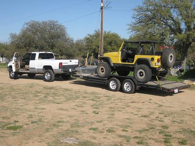 Texas Spur Spring Jeep Jamboree 2010