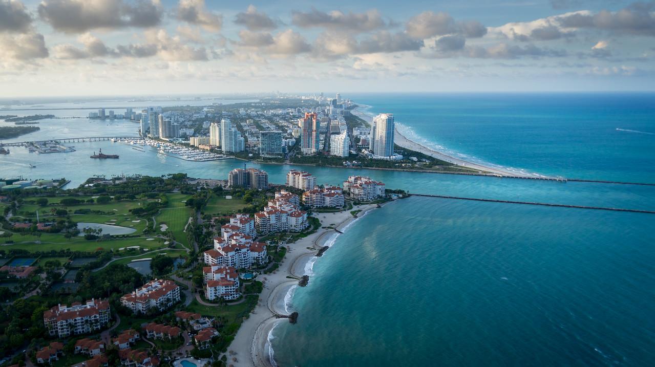 Over Miami