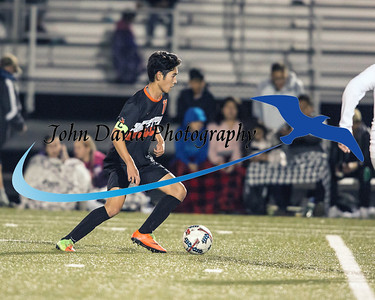 2017 EHS Soccer Varsity v Frederick