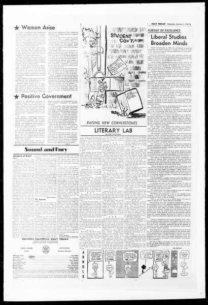 Daily Trojan, Vol. 51, No. 45, December 02, 1959