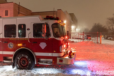 2 Alarm Machine Shop Fire - 190 Murray St, Rochester, NY - 2/2/21