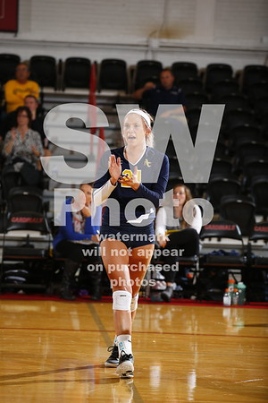 10.10.2017 - Augustana Volleyball at NCC