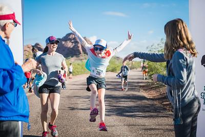 Mountain Goat Kids Finish Line