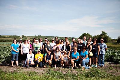 2015 Regina Farm Tour