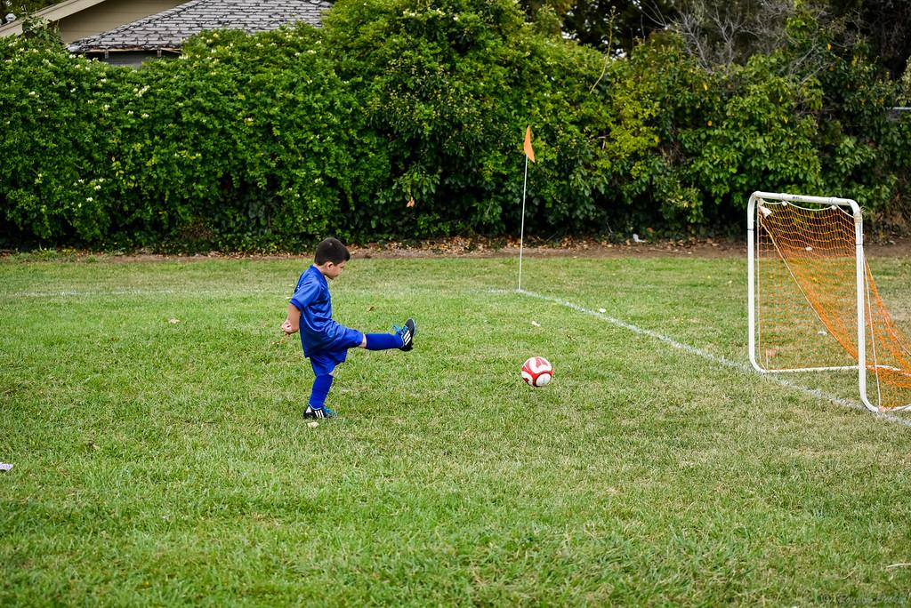 Halie Jae Soccer Game 082915