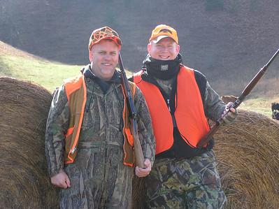 2005 Thanksgiving Deer Hunt