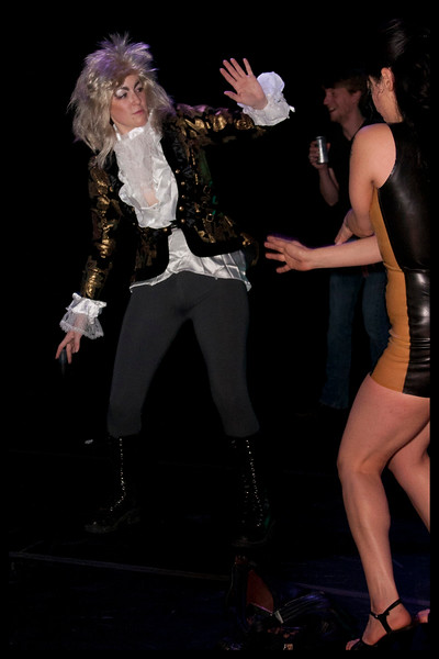 Frenetic Theatre Pride Kick off Dance Party