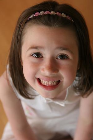 Emily's 7th Birthday - May 6, 2007