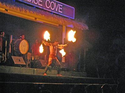 Paradise Cove Luau - Hawaii (October 2009)