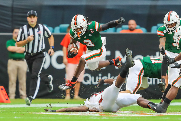 University of Miami vs. Louisville