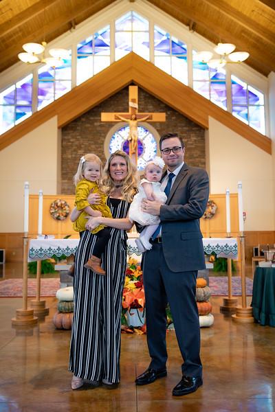 Hailey's Baptism