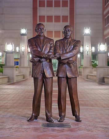 Dedication of SB Civil Rights Monument