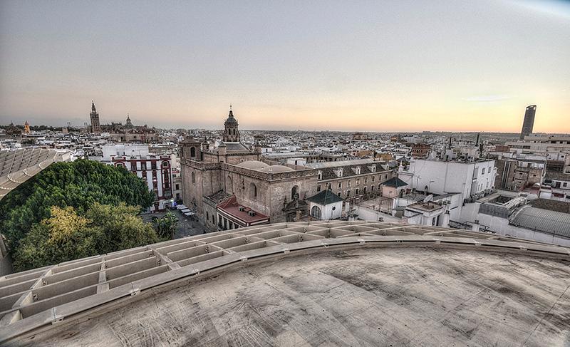 Panoramic  Seville