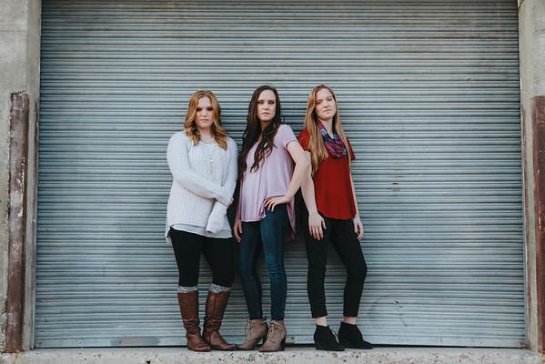 The Erickson Girls | Senior Session