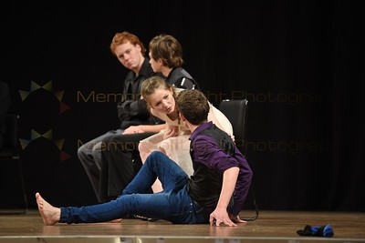 Buller High School: Hamlet - Act III sc ii