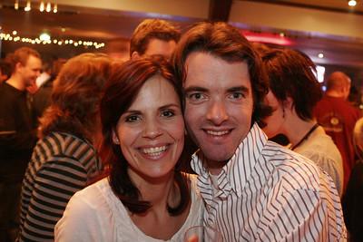 JUANITA samen met Richard Hekkert