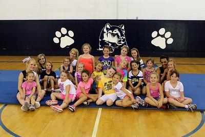 SHMCA Cheer Camp