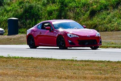2020 SCCA July TNiA Pitt Race Interm Red Twin