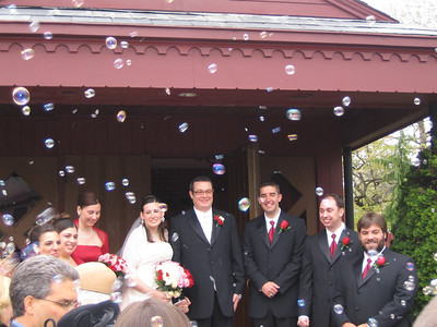 Jake and Diana Kitchener's Wedding