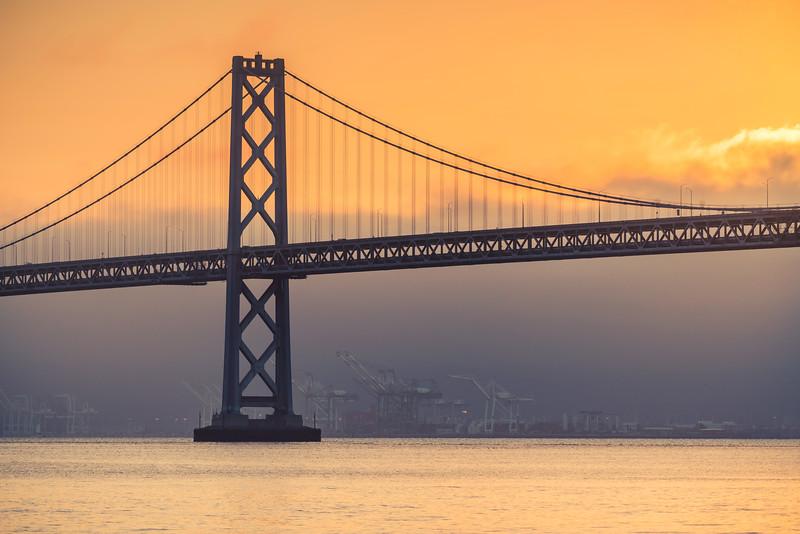 HDR Photography - Bay Bridge
