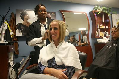 Sarah Johnson & Curtis Bartholomew  Sept. 26, 2009