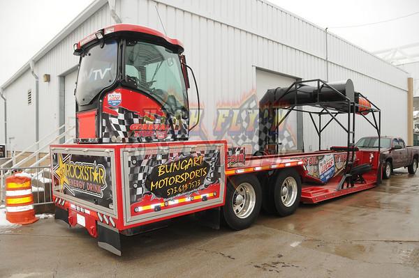 Pro Stock 4 X 4 Trucks