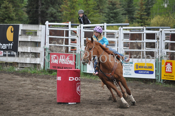 Little Britches Rodeo 2014