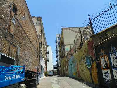 L. A., Indian Alley