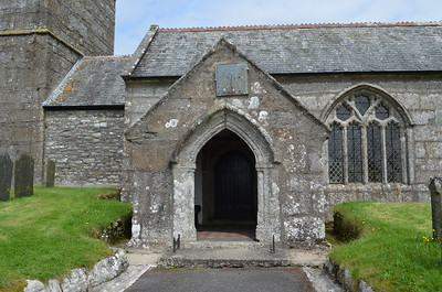 St Breward church